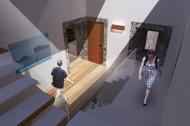 Stairwell/ lightwell